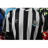 Camiseta Newcastle De Inglaterra 1988 Talla L Umbro Xdx 4a4c79e0357f8