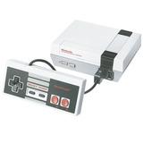 Consola Nintendo Mod. Nes Mini Con 30 Juegos Clásicos