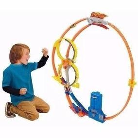 Pista Hot Wheels Super Corrida De Perseguição Mattel