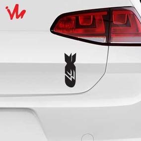 Adesivo Sticker Bomber Adesivos Volkswagen Acessorios De Exterior