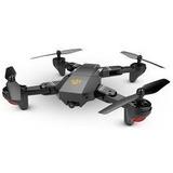 Drone Visuo Xs809 W Wifi Fpv Camera 2mp + 1 Bateria Extra