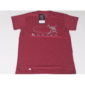 6ee6253db74e8 Kit 5 Camisetas Camisa Oakley Mcd Frete Grátis