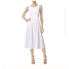 cf4a04a229 Vestido Elaborado En Ojalillo Vestidos Casuales Largos Mujer ...