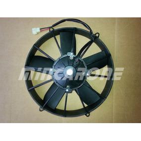 Eletro Ventilador Condensador Ar Cond Volare 24v 11 Pol Sopr