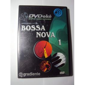Dvdokê Bossa Nova 1 - Grandes Hits - Gradiente - Original