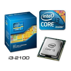 Procesador I3 2100 Socket 1155 3.1 Ghz