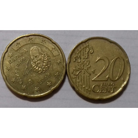 España 2006 Moneda De 20 Céntimos De Euro