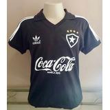 1f098dc5c7 Camisa Do Botafogo Retro Original - Futebol no Mercado Livre Brasil