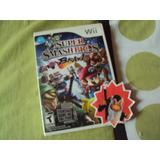 Super Smash Bros Brawl Nintendo Wii, Mario, Zelda, Metroid