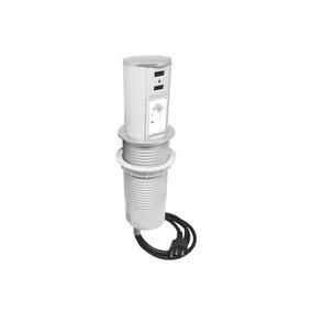 Mini Totem/torre Embutir Automático Moveis Cozinha Qtmov