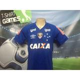 62cf47b80d Camisa Do Cruzeiro Com Patch Copa Do Brasil - Camisa Cruzeiro ...