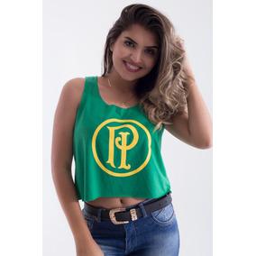 a1f5fefd01 Cropped Do Palmeiras Feminino - Calçados