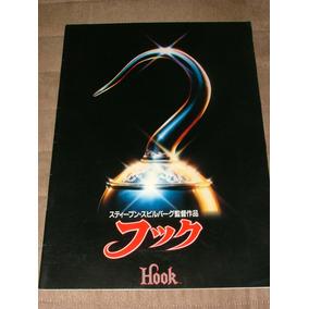 Revista Hook A Volta Do Capitão Gancho Programa Japonês