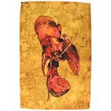 Carolines Treasures 8715plmt Cobertor De Langosta Cocido Pla