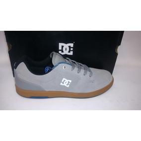 Tênis Dc - Nyjah (gray/gum)