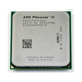 Amd Phenom Ii X2 545 3,0 Ghz Oem 7 Megas Cache Com Garantia