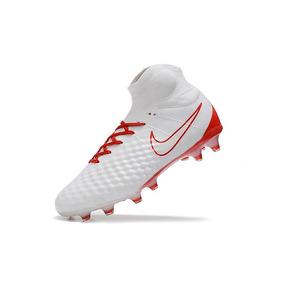 Tacos Intercambiables Nike Magista - Tacos y Tenis Nike Blanco de ... 3e5f2ee0cf444