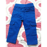 Jeans Y Short Bb Talla 6 Meses