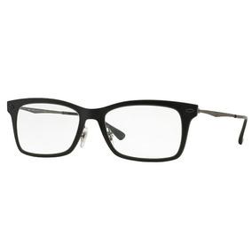 35ca9f1aa6c Óculos De Grau Feminino Light-ray Ray Ban Rb7039 2077 Tam.53