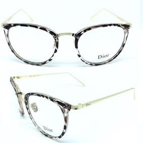 98bf571c0f9ba Oculos De Grau Feminino - Óculos Branco no Mercado Livre Brasil