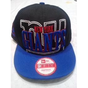 e223a4d40906c Nfl Gorra New Era New York Giants-gigantes Mod731 Nueva