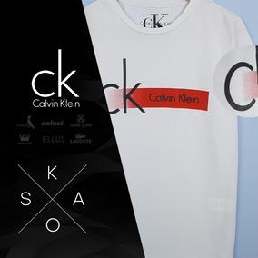 Camisas T-shits: Ck, Osklen, Ellus, John John Originais