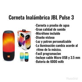 Corneta Inalambrica Jbl Pulse 3