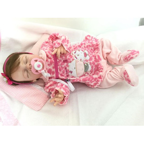 Bebê Reborn Noah Corpo Todo De Vinil Siliconado
