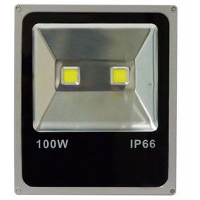Refletor Led Holofote 100w Bivolt A Prova D