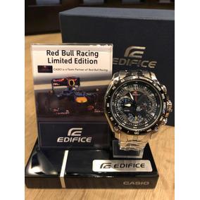 Relógio Casio Edifice Red Bull F1 / Sebastian Vettel