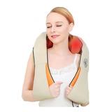 Masajeador Eléctrico Cervical Para Cuello Spa + Envío