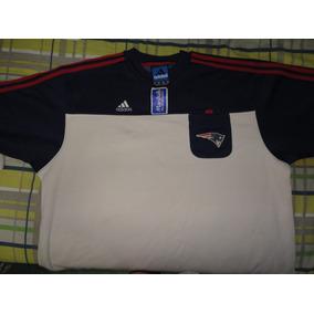 Polera adidas Nfl Patriots Xl + Polo Nike Naranja + Camisa df79fd1fa0b