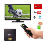 Convertidor Smart Tv Convertir Tv Box Android 8gb Wifi Envió