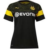 Borussia Dortmund - Unif 2 Feminina - 18   19 - Frete Grátis c98d637cc052b