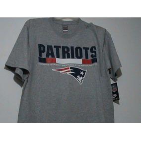 Playera Nike Patriotas De Nueva Inglaterra Original 4475e678d64