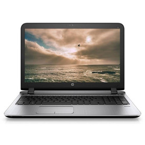 Notebook Hp Probook 450 G3 8gb Ddr4 Intel Core I5 2.3 500gb