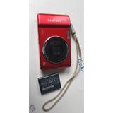 Es90 Samsung Roja Usada Funcionando