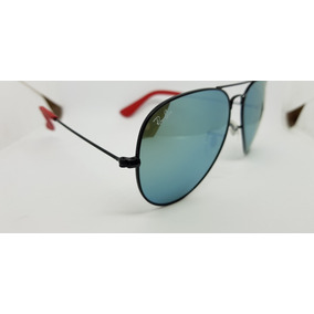 0b1342b318d35 Oculos Aviator Espelhado Tamanho Medio De Sol Ray Ban - Óculos no ...