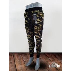 Pants Camuflageado Lineas Negras The Villacio
