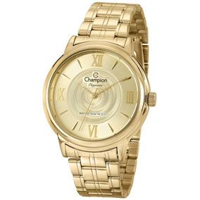 add49c21699bd Relógio Champion Elegance Feminino Prata Cn27278g Classico ...