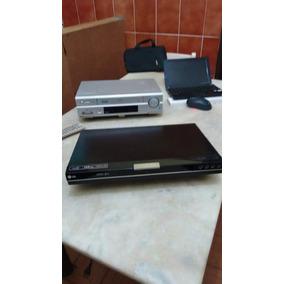 Video Cassete Gravador Lg Modelo , Rh 397 H , + V/ Ca