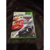 Videojuego De Cars 3 Para Xbox 360