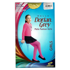 9 Mallas Dorian Grey Fashion Girls