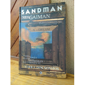 Sandman - Conrad - Terra Dos Sonhos - Neil Gaiman- Raríssimo