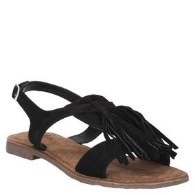 S118 Sandalia Negro Casual Mujer Pollini qvIqA