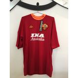 39c1b62a78 Camisa Da Roma Kappa Totti no Mercado Livre Brasil