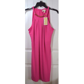 Vestido Michael Kors Short Casual Dress Cerice Js58v6z03g