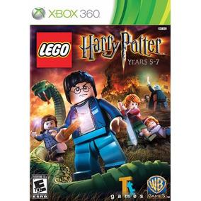 Jogo Lego Harry Potter - Anos 5-7 (novo) Xbox 360
