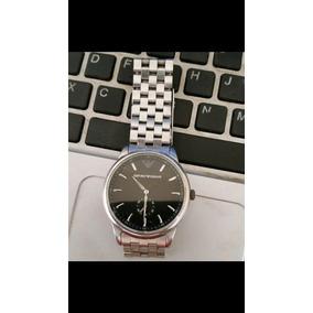 ca3449cfc4825 Empório Armani Ar 0611 Cronógrafo - Relógio Masculino no Mercado ...
