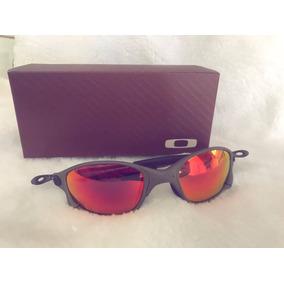 Oakley Romeo 2 Carbon Ruby De Sol Juliet - Óculos De Sol Com ... 86a52ecb51